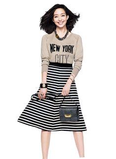 松島花、HAPPY BIRTHDAY☆25歳を迎えた今の気持ちを語る - Woman Insight | 雑誌の枠を超えたモデル・ファッション情報発信サイト
