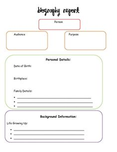 Freebie! Use this expository writing card/graphic organizer to promote interesting, organized writing. Great to use in a writing center or to encourage inde...