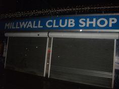 Millwall FC: The Den