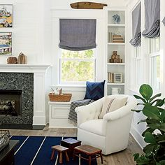Discover the 2014 Coastal Living Showhouse in Coronado, California! Filled with great #decorating ideas. CoastalLiving.com