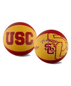 Jarden Sports Kids' Usc Trojans Alley-Oop Basketball