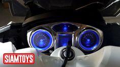 มอเตอร์ไซ์เด็ก รุ่น 16899 ทรง BMW สีขาว - Line id : @siamtoys - มือถือ :...