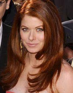 Debra-Messing-long-leayerd-cut-hair