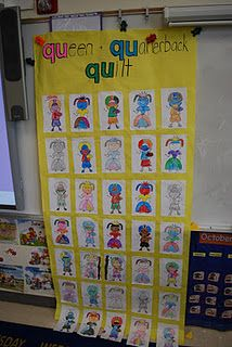 QU - queen and quarterback quilt