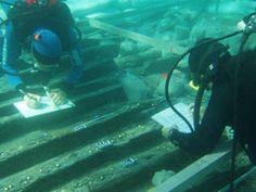 Late Roman shipwreck at Pakoštane (Croatia). In 2008,