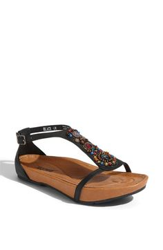 on the lookout for comfy sandals