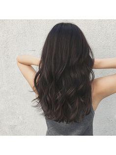 Hair Images, Hair Pictures, Permed Hairstyles, Pretty Hairstyles, Korean Wavy Hair, Medium Hair Styles, Short Hair Styles, Ulzzang Hair, Hair Arrange