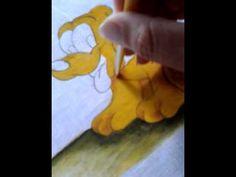 Dicas Artes da Ju Baby - SOMBREANDO O PLUTO