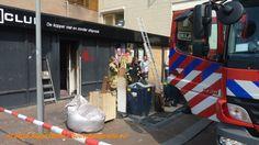 Binnenbrand bij Hairclub Den Helder aan de Beatrixstraat , woensdag 11 mei 2016  Oorzaak: kortsluiting in een stofzuiger, zie een van de foto's
