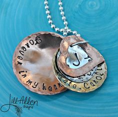 Personalized+Mothers+Necklace++Hand+stamped+by+JillAllenDesign,+$45.00