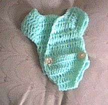 All in One Diaper Cover / Onesie :)