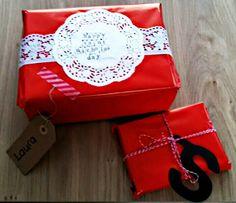 Sinterklaas inpakken ☆iekje