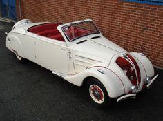 1938 Peugeot 402 Eclipse DeCapotable