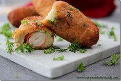 croquettes de pommes de terre surimi
