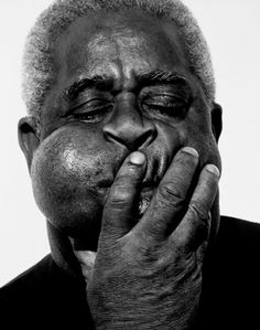 Dizzy Gillespie by Herb Ritts