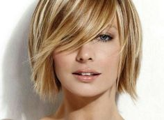 Short Hair....nailed this model for round face like me :)