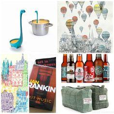 ¿Qué regalarle a un enamorado de Escocia? 15 ideas originales en forma de libros, utensilios, gastronomía...