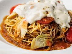 From our Travel Magazine Online:  Create in the steps of Oceania Cruises' esteemed Chef Franck Garanger. Here, we share his special recipe for Capellini Alla Emilio.   Returning to Oceania after the birth of his son Emilio in 2005, Chef Franck Garanger was inspired to create this dish in his honor. The artichokes are seasonal to his birth month, while cherry tomatoes are a reminder of Emilio's round, cherubic face.  Follow the link to find the recipe.