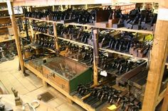 Antique Tool Store.                             Oooooo.... My kind of place...