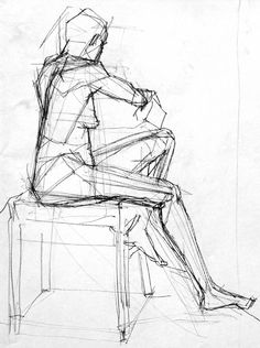 planes in figure drawing | ... about planes throughout the figure as demonstrated below this drawing