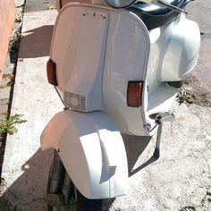 Vespa PX RAL 9001 Cremeweiß