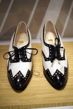 artschoolglasses: Shoes from the Roaring Twenties exhibit at the Bata Shoe Museum