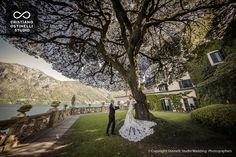 lake como best wedding photo