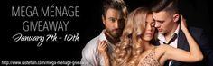 Sexy Lady Anita Philmar: Mega #Menage #Giveaway - Pick up your #Instafreebi...