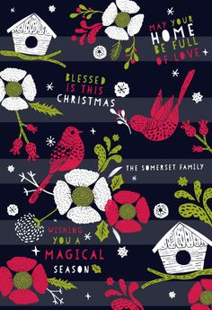 gift wrap - Magical by Petra Kern