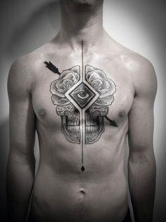 How to create a striking fantasy tattoo