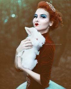 character inspiration fairytale - Gwen Ohana #Photography #queen #hearts