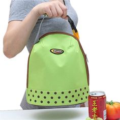[Visit to Buy] Yesello 1PCS Oxford Hand Carry Thickened Cooler Bag Picnic Protable Ice Bags Food Thermal Organizer #Advertisement