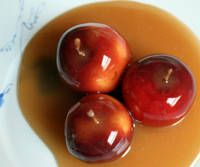 Vegan Caramel Sauce Recipe  *use safe milk as sub for coconut milk?  2 cups organic white granulated sugar  1/2 cup water  1/4 cup light agave nectar or light corn syrup  1/2 cup coconut milk (not lite coconut milk)  2 T. dairy-free soy margarine, such as Willow Run  pinch of salt