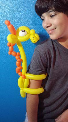 Balloon Twisting Gallery - TaylorAnnArtParty
