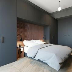 Small Home Layout 648307308831613939 - Small bedroom design ideas Source by Small Bedroom Designs, Small Room Design, Modern Bedroom Design, Small Modern Bedroom, Modern Design, Small Bedrooms, Square Bedroom Ideas, Room Design Bedroom, French Bedrooms