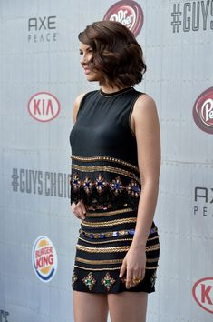 """Actress Lauren Cohan attends Spike TV's """"Guys Choice 2014"""" at Sony Pictures Studios on June 7, 2014 in Culver City, California."""