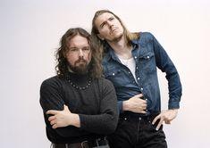 Roy Molloy & Alex Cameron