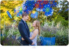 SUFFOLK WEDDING PHOTOGRAPHER | Abbey Gardens Engagement Photoshoot