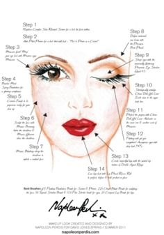 Old Hollywood Makeup Look - Professional Beauty: Australian Beauty Industry News for Beauty Salons, Spas, Nail Technicians, Nail Bars, Tanning Salons, Waxing Salons, Beauty Colleges, Skin Rejuvenation Clinics