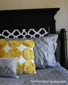 Image Search Results for yellow and gray bedroom pattern