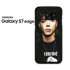 Andy Biersack Samsung Galaxy S7 Edge Case