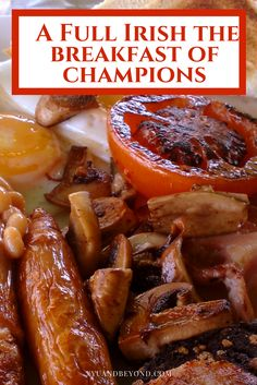 Absolutely nothing better than a good old fryup or Full Irish via @https://www.pinterest.com/xyuandbeyond/