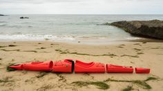 The world's first review of the world's first modular rotomolded kayak