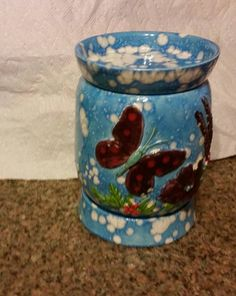 Electric Butterfly wax warmer