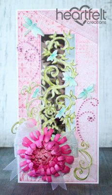 Heartfelt Creations | Enchanted Mum And Dragonflies