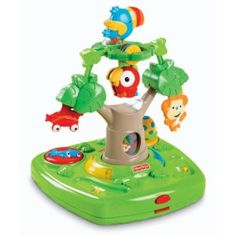 Amazon.com : Fisher-Price Rainforest Healthy Care High Chair : Childrens Highchairs : Baby