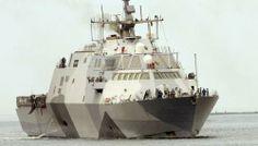 combat ship USS Freedom