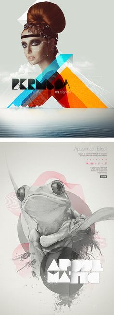 Digital Artworks by Aldo Pulella | Inspiration Grid | Design Inspiration