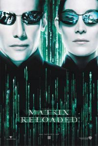 The Matrix Reloaded is a 2003 American science fiction action film and the second installment in The Matrix trilogy.
