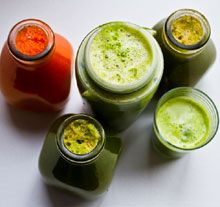 """21-Day Healing Juice Fast """"Cleanse"""" - 3/10/2013 - DAY ONE : """"Here is a list of my liquid intake, the amount, time and supplements."""" """"Get Your Mind Right"""" Message"""